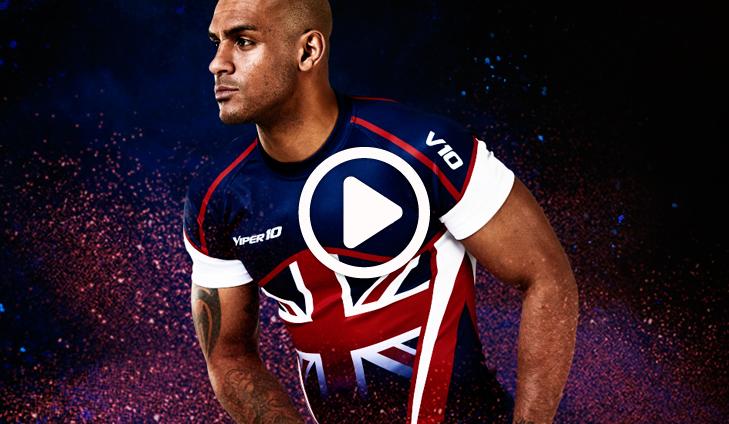 University Kit Specialists - Viper 10 Sportswear - British