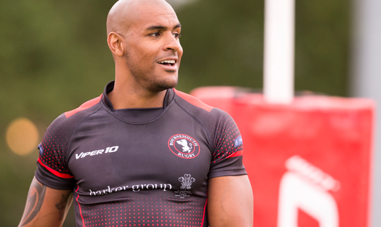 Tom Varndell, English Gallagher Premiership Rugby return